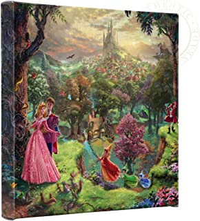 Thomas Kinkade Sleeping Beauty 14