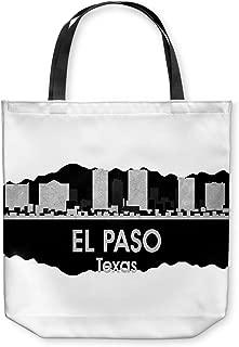 DiaNoche Designs Tote Shoulder Bags by Angelina Vick's City IV El Paso Texas