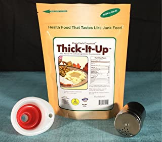 CarbSmart Dixie Carb Counters Thick It Up Low-Carb Thickener Kit