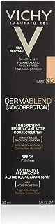 Vichy Dermablend Maquillaje 3D 35, 30 ml