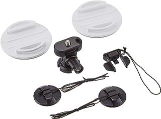 Sony VCT BDM1 Surfbretthalterung (Selbstklebend, für Surfbretter und Snowboards, mitgelieferte Leine, neigbar bis zu 90 Grad, geeignet für Action Cam FDR X3000, FDR X1000, HDR AS300, HDR AS200, HDR AS50) schwarz