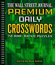 The Wall Street Journal Premium Daily Crosswords: 72 AAA-Rated Puzzles (Volume 3) (Wall Street Journal Crosswords)