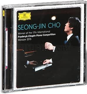 Seong-Jin Cho: Winner Of The 17th International Fryderyk Chopin Piano Competition [CD]