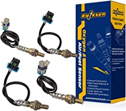 234-4407 Oxygen Sensor 1 and Sensor 2 Upstream /& Downstream Replacement for Tah Yukon 4.8L 03 04 05