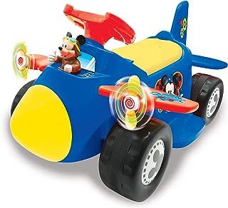 Battery Powered Mickey Plane