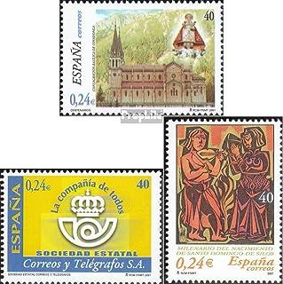 Prophila Collection España Michel.-No..: 3650,3651,3653 (Completa.edición.) 2001 Covadonga, Correos, Silos (Sellos para los coleccionistas) Cristianismo: Amazon.es: Juguetes y juegos