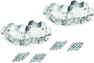 Spurverbreiterungen Ersatzteil für/kompatibel mit Kymco MXU 250 300 35/45 mm Komplett x4 vorne + hinten
