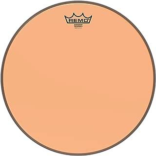 Remo Emperor Colortone Orange Drumhead, 14