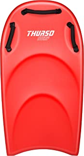 THURSO SURF DuoSlider 45'' Bodyboard with Handles Two Person EPS Core IXPE Deck HDPE Slick Bottom