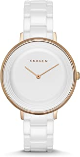 Skagen Women's SKW2316 Ditte White Link Watch