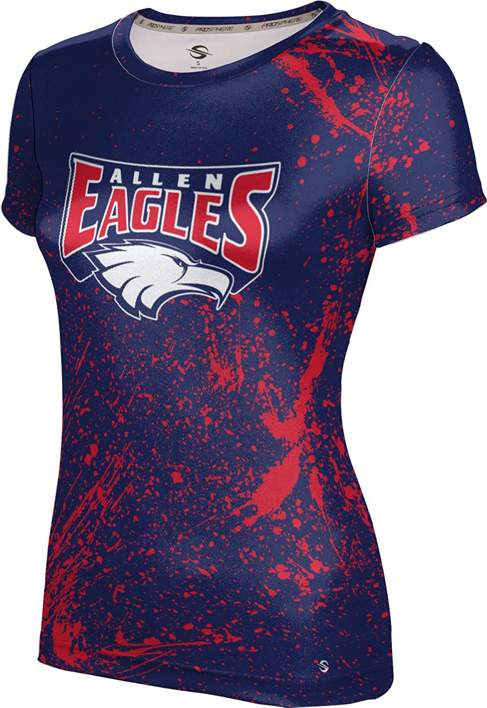 ProSphere Allen High School Girls' Performance T-Shirt (Splatter)