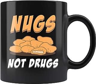 Best nugs not drugs mug Reviews