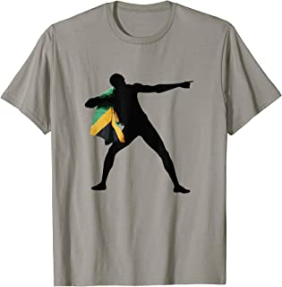 usain bolt women's t shirt