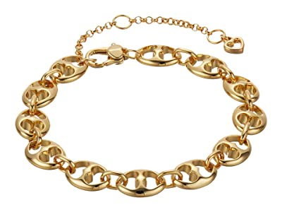 Kate Spade New York Duo Link Chain Bracelet (Gold) Bracelet