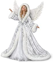 The Ashton-Drake Galleries Silent Night Musical Angel Doll with Robe That Lights Up: 24