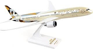 Daron Skymarks Etihad 787-9 Airplane Model (1/200 Scale)
