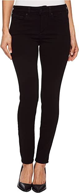 NYDJ Petite Petite Ami Skinny Leggings in Black