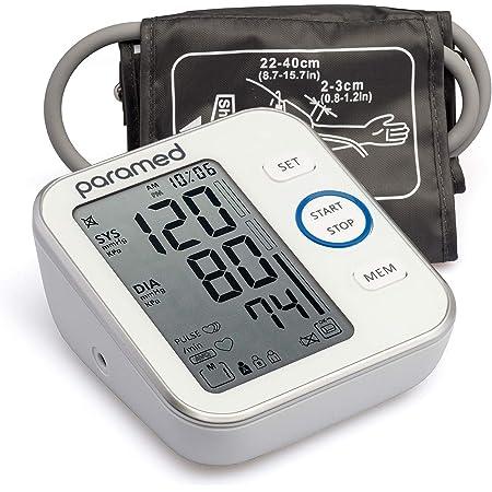 Paramed Blood Pressure Monitor Upper Arm