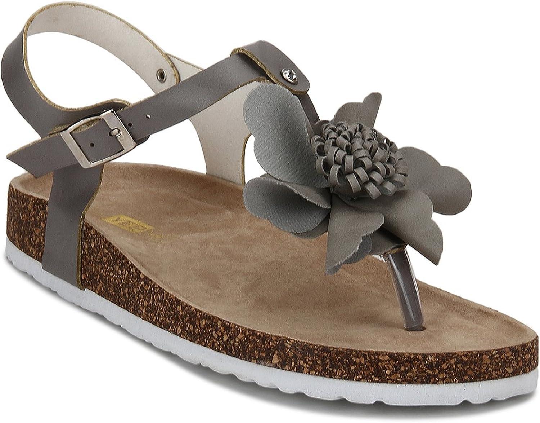 Yepme Women's Sandals - Grey