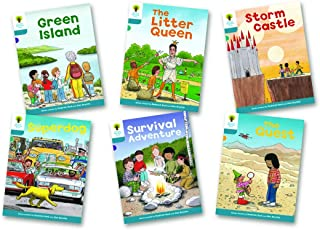 Oxford Reading Tree: Stage 9: Stories: Pack of 6