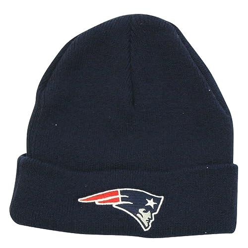 f96677824a3 New England Patriots Classic Cuffed Winter Knit Hat - Navy