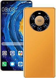 Phone Mate40Pro, 10 cores, 7.3-inch HD+1440 * 3040, 4G Dual SIM Unlocked Smartphone, RAM 8GB+512GB, 24MP+48MP, Battery 560...