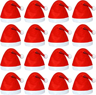 20 santa hats
