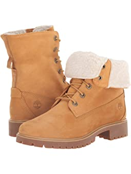 Women's Timberland Boots + FREE