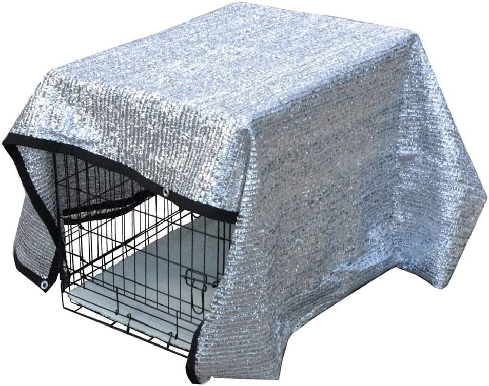 Reflective Aluminet Shade Cloth for Percent Kennel Anti-U Top 50 New color Bombing free shipping
