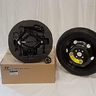 HYUNDAI Genuine 1RF40AC910 – 2017 Accent OEM Spare Tire Kit (Hatchback or Sedan)