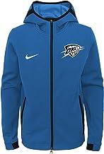 Nike NBA Big Boys Youth (8-20) Showtime Full Zip Hoodie, Team Options