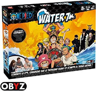 ABYstyle ONE Piece - Water 7 Battle Board Game