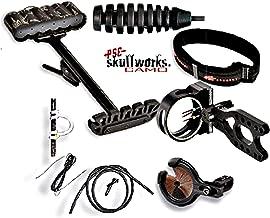 PSE Gemini Skullworks Camo Archery Accessory Package #01226SW