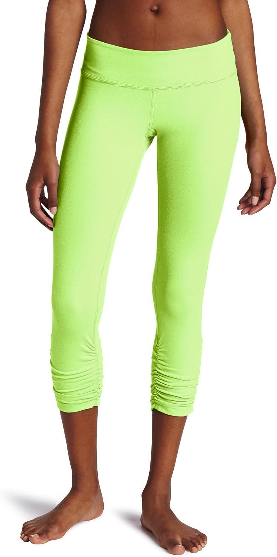 cheap Beyond Yoga Side Legging Attention brand Capri Gathered