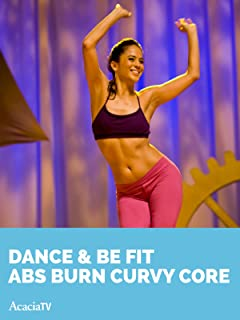 Dance & Be Fit Abs Burn Curvy Core