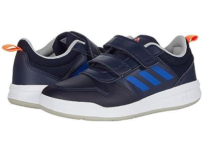 adidas Kids TENSAUR (Little Kid/Big Kid) (Legend Ink/Team Royal Blue/Signal Orange) Boys Shoes