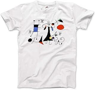 Joan Miro El Sol (The Sun) 1949 Artwork T-Shirt (Short & Long Sleeve)