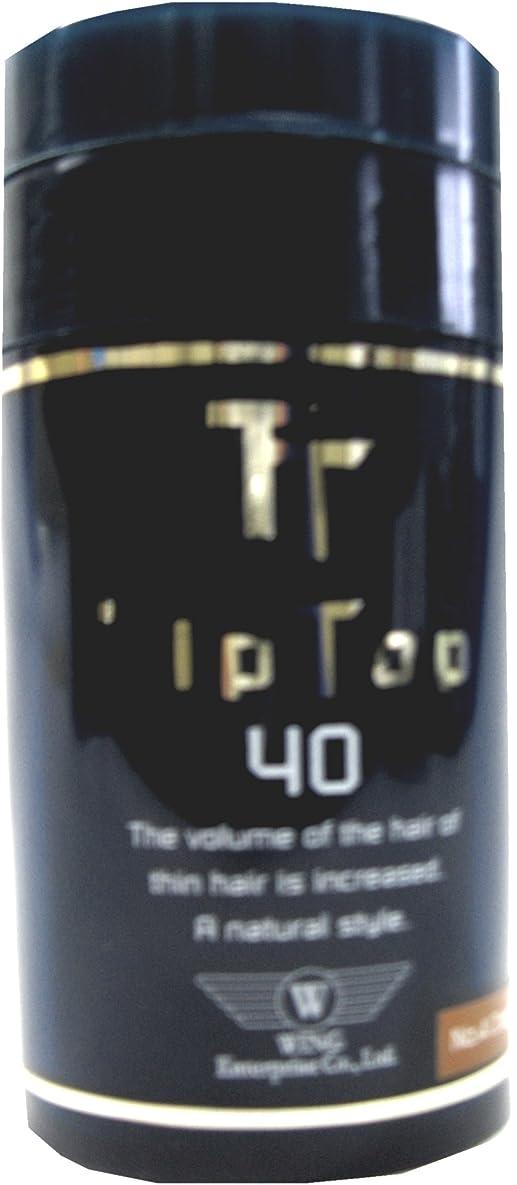 再生的むしゃむしゃ雑多なウイングエンタープライズ ティップトップ 40 No.3 ライトブラウン 40g
