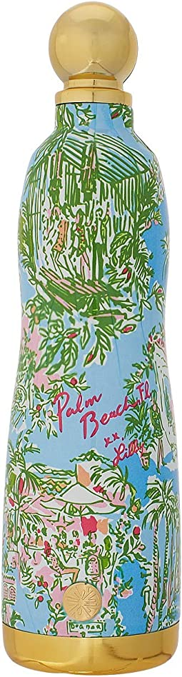 Multi Palm Beach Toile