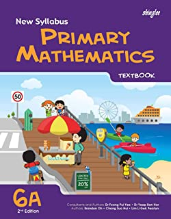 New Syllabus Primary Mathematics Textbook 6A (2nd Edition)