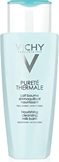 Vichy Pureté Thermale Cleansing Milk With Nitritious Balm 200 ml
