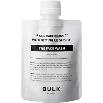 バルクオム (BULK HOMME) BULK HOMME THE FACE WASH 洗顔料 単品 100g