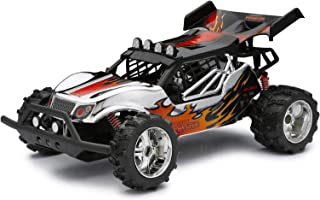 New Bright Orange RC 1:14 Chrome Lightning Vortex Car - 5 Years Above