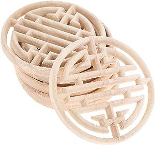 Best rosette wood carving Reviews