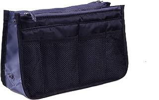 Tthappy76 Hot Cosmetic Bag Makeup Purse Handbag Organizer Ladies Bag Women Small Travel Organizer Female Wash Make Up Cosmetic Case,Black