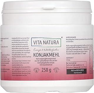 Raíz de Konjac para la reducción de peso 250g