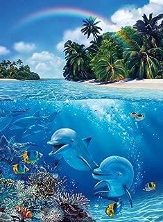 クリスチャン・R・ラッセン 500ピース The Blue World -Rainbow- 45-939