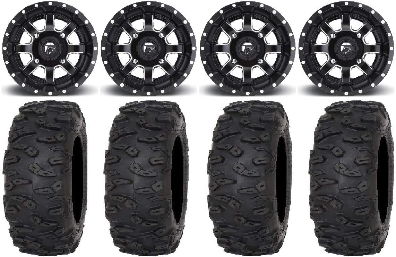 Bundle - 9 Items: Fuel Maverick Roctane XR Wheels Weekly update 28