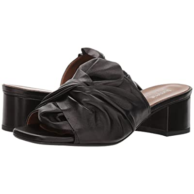 Summit by White Mountain Noelle (Black Leather) Women