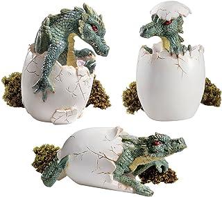 Design Toscano The Desktop Dragon Hatchlings (Set of 3)